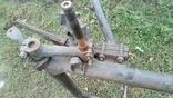 М72 - рама коляски, фото №13