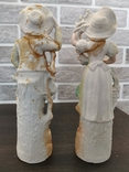 Пастушка и пастух. После реставрации., фото №3