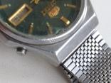 Японские часы ORIENT три звезды, фото №5