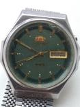 Японские часы ORIENT три звезды, фото №6