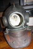 """Водолазный шлем 1955 г.""""трехболтовка."""", фото №2"""