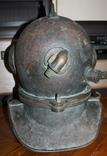 """Водолазный шлем 1955 г.""""трехболтовка."""", фото №4"""