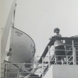 Теплоход Россия, порт приписки Одесса, женщина на борту, фото №5