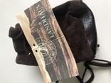 Кошелек сумочка, замша натуральная, Германия., фото №4