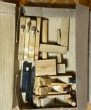 Набор столярный, ( ГОСТ-15987-91)- Предметов-10 шт., фото №3