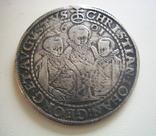 Саксония, талер 1601 года, фото №2