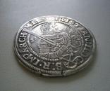 Саксония, 1/2 талера 1610 года, фото №4