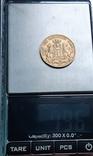 Золото 20 марок 1897 Гамбург Германия, фото №12