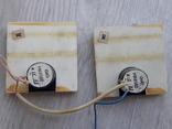 Индикаторы М68502 магнитофона СОЮЗ - 110 ( СОЮЗ-111 ) черные, пара, фото №5