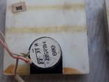 Индикаторы М68502 магнитофона СОЮЗ - 110 ( СОЮЗ-111 ) черные, пара, фото №6