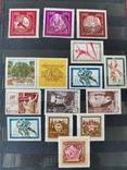 Марки СССР 1969-1970гг. Неполные годовые, фото №13