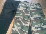 Штаны военные разм.XXL, фото №2