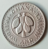 5 песев 1967 г. Гана, фото №2