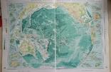 Большой атлас мира на английском переиздание 1969 год, фото №9