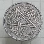 1 франк 1951г Французького Марокко, фото №3