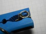 Крестик нательный Серебро 925 Вес - 1,64 грамм, фото №8