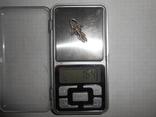 Крестик нательный Серебро 925 Вес - 1,64 грамм, фото №9