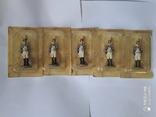 Лот из 5 солдатов Наполеоновские войны №2., фото №2