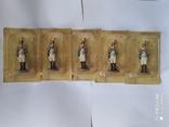 Лот из 5 солдатов Наполеоновские войны №2., фото №5