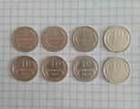 10 копеек 1922, 1923, 1924, 1925,1927, 1928, 1929, 1930гг., фото №2