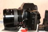 Фотоаппарат CANON 650( Sigma 3.5-4.5/28-70мм ), фото №3
