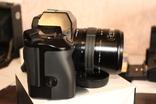 Фотоаппарат CANON 650( Sigma 3.5-4.5/28-70мм ), фото №4