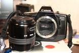 Фотоаппарат CANON 650( Sigma 3.5-4.5/28-70мм ), фото №10