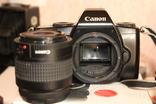 Фотоаппарат CANON EF-M (Canon EF 4-5.6/35-80мм), фото №9