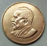10 центов 1966 г. Кения, фото №2