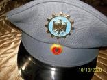 Фуражка       полиции.  германия., фото №4