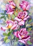 Цветущих роз волшебство, фото №2