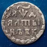 Алтын 1704 года, фото №2