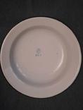 Тарелка эмалированная с узором, фото №6