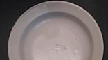 Тарелка эмалированная с узором, фото №7