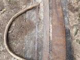 Пилы дружба двуручные старые СССР 3 штуки промысел реманент плотничество, фото №7