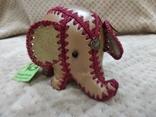 Кожаный слон, фото №2