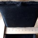 Бархатная шкатулка,вышивка канителью,Индия, фото №12