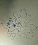 Акриловый цветок Сочность, фото №3