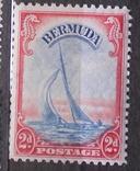 Бермуды  № 104   MNH, фото №2