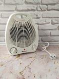 Тепловентилятор, электрообогреватель, дуйка Domotec MS 5901 мощностью 2000 Вт, фото №2