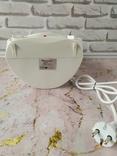 Тепловентилятор, электрообогреватель, дуйка Domotec MS 5901 мощностью 2000 Вт, фото №6