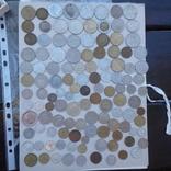 Монеты мира 217 шт, фото №5