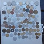 Монеты мира 217 шт, фото №7