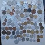 Монеты мира 217 шт, фото №9