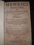 1612 Трактат к вопросу о пытках - Первое издание, фото №8