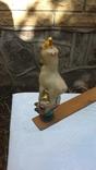 Козленок серебряное копытце на прищепке, фото №5