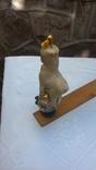 Козленок серебряное копытце на прищепке, фото №6