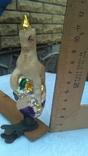 Козленок серебряное копытце на прищепке, фото №8