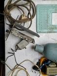 Уборка гаража разные предметы шнуры ключ плодообрыватель подкладка, фото №9