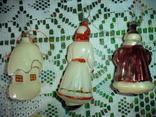 Ёлочные игрушки  СССР 7 штук, фото №5